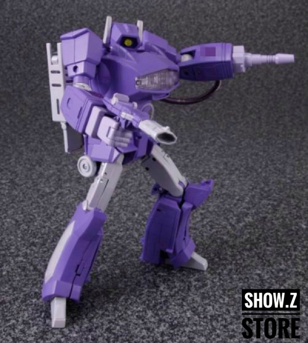 [Show.Z Store] 4th Party MP29 Masterpiece Shockwave MP Size MP-29 Laserwave Original Box Transformation Figure ботинки mascotte