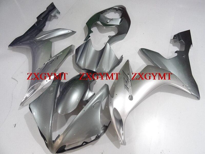 Abs Fairing for for YAMAHA YZFR1 2004 - 2006 Plastic Fairings YZF1000 R1 2005 Silver White Fairing YZFR1 2005Abs Fairing for for YAMAHA YZFR1 2004 - 2006 Plastic Fairings YZF1000 R1 2005 Silver White Fairing YZFR1 2005