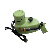Electric Small Glass Edging Machine,Straight Round Bevel Edge, Fish Tank Edging, Portable Tile Trimmer Grinder 220v/110v 800W