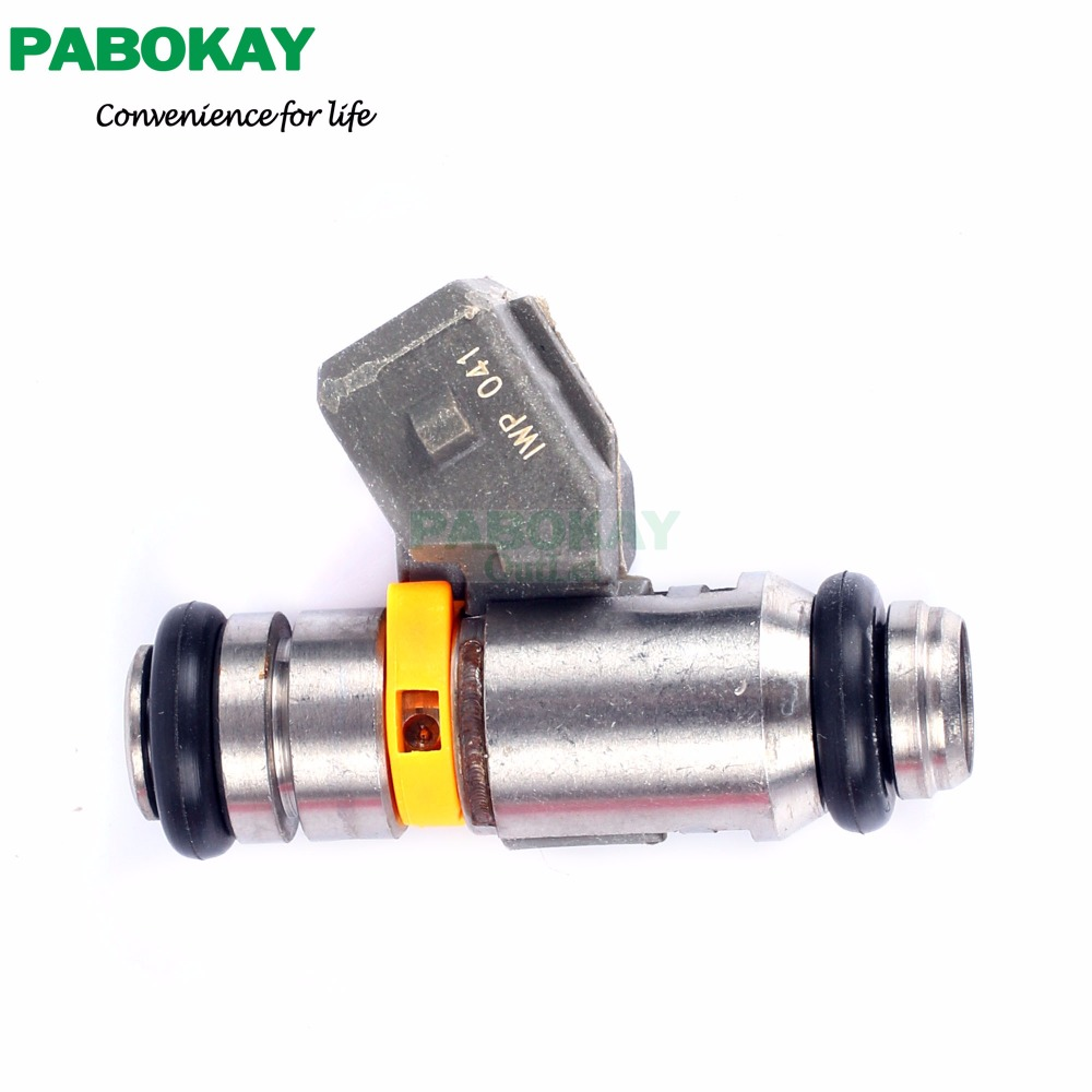 4 pieces x Gasoline IWP041 Fuel Injectors For VW Golf MPI Fiat Palio Fiat Siena