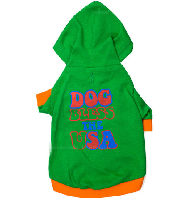 Kitten Cat Pet Dog Clothes Hoodie Coat Jumpsuit Sweater roupa cachorro cheap dog clothes with free shipping pet shop