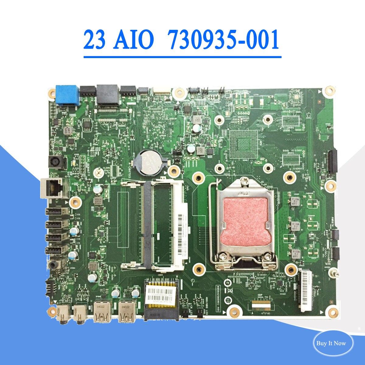 For HP AIO 730935-001 730935-501 Lavender-UMA Intel s115X 21-H 23-G 23-P Desktop MotherboardFor HP AIO 730935-001 730935-501 Lavender-UMA Intel s115X 21-H 23-G 23-P Desktop Motherboard