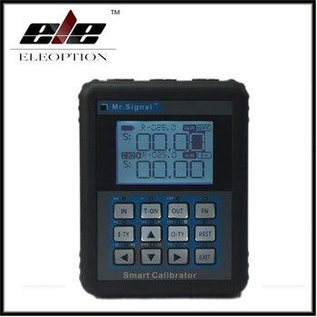 New Eleoption 4~20mA/0~10V Current signal generator Source PLC Valve Calibration Simulator
