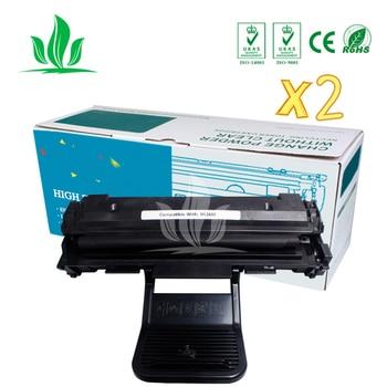 2PCS ML1610 toner Cartridge Compatible for Samsung  ML1610D2 ML1650 ML2010 ML2510 ML2570 ML2571 Dell 1100 1110 printers ZH