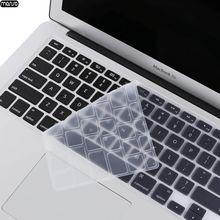 Mosiso водонепроницаемый силиконовый защитный чехол для клавиатуры