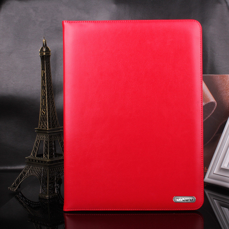 For 12.9 inch Ipad Pro case with pencil holder Premium PU Leather Flip Cover Auto Sleep/Wake Fuction Case Cover for Ipad Pro