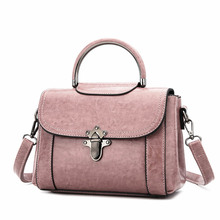 Women PU Leather Handbags Ladies Large Tote Bag Female Square Shoulder Bags Bolsas Femininas Sac New Fashion Crossbody Bags 2019 ludesnoble 5 colors 100% genuine leather bag female women s handbags ladies tote bags shoulder bag women tassel bolsas femininas