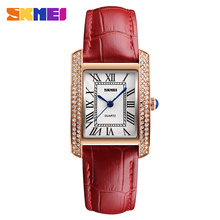 SKMEI New Fashion Simple Style Women Bracelet Watch Casual Quartz watc
