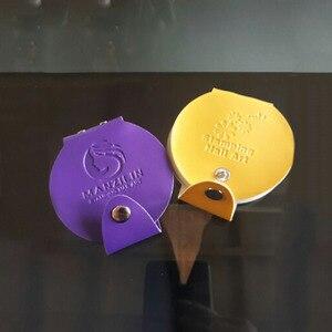 Image 2 - 24 ranuras de cuero Pu placas de estampado para manicura estuche bolsa carpeta sello de uñas soporte de plantilla plantillas bolsas álbum almacenamiento