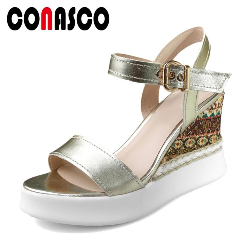 Casual Moda Mujer Sandalias Tacones Altos Primavera Verano 2 4A3qj5RL