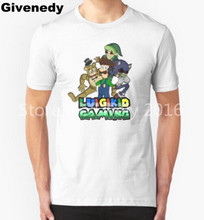 Mario Luigikid Gaming and Co. Mens & Womens Personalized Anime T Shirt