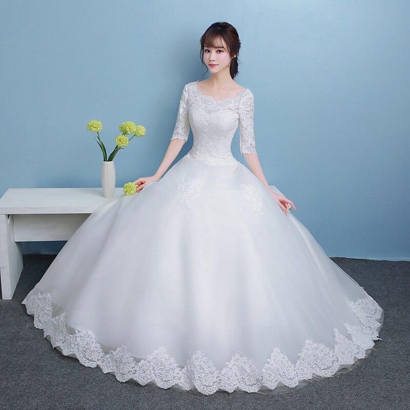 Berühmt Einfacher Weißer Brautkleid Fotos - Brautkleider Ideen ...
