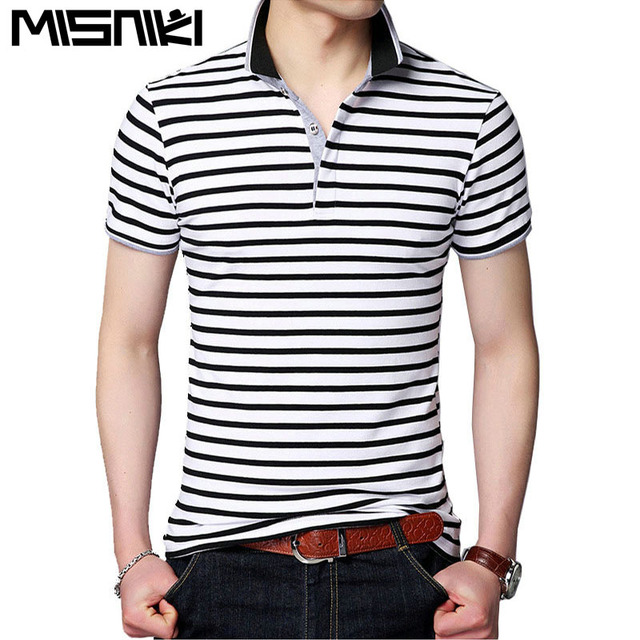 1aff4c8505 2018 new arrivals fashion men summer short sleeve polo shirts casual  chemise homme M-3XL AXP48