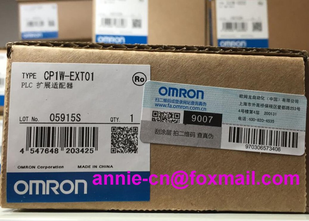 CP1W-EXT01  New and original  OMRON PLC Communication adapter cp1w ext01 new and original omron plc communication adapter