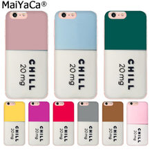 MaiYaCa Doctor nurse medical love pills Colorful Phone Accessories Case for iphone 11 pro 8 7 66S Plus X 10 5S SE XS XR XS MAX(China)