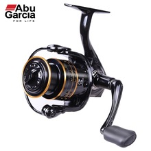 100% ABU GARCIA 6 +1 Ball Bearings PRO MAX SPINNING 500 ,1000 ,2000,3000,4000 Series Fishing Reel Machined Aluminum Spool
