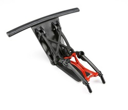 CNC Metal front X support frame for 1/5 rc car parts losi 5ive t ,rovan lt