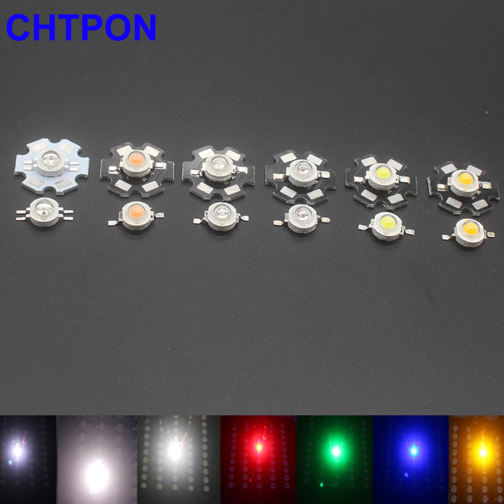 High Power 1W LED Bicycle Bike Front Handlebar Light Silver