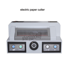 DC-330 electric paper cutting machine 330 mm desktop paper cutter machine, book cutting machine, paper trimmer 220v 550w 1pc