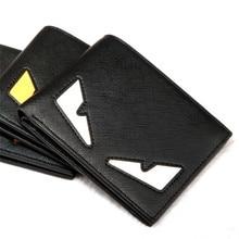 Japan en Zuid-Korea jonge mannen portemonnee multi-card wallet van hoge kwaliteit PU echte student tij Fashion dwarsdoorsnede portemonnee