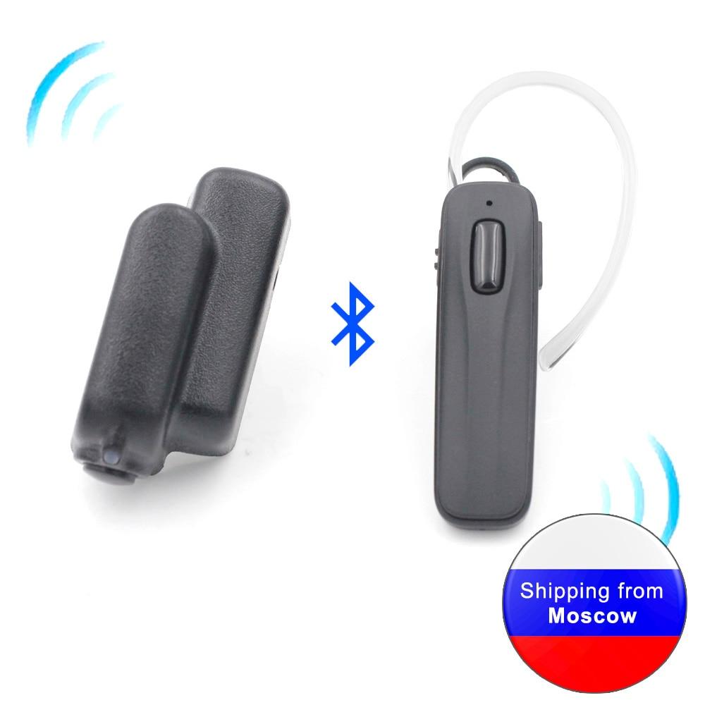 ANYSECU Bluetooth Headset AC B09 For All K1 Plug Walkie Talkie UV 5R MD 380