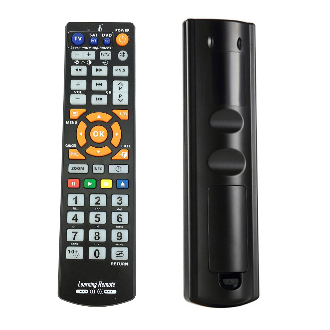 Top Deals L336 Copy Smart Remote Control Controller With Learn Function For TV CBL DVD SAT learning