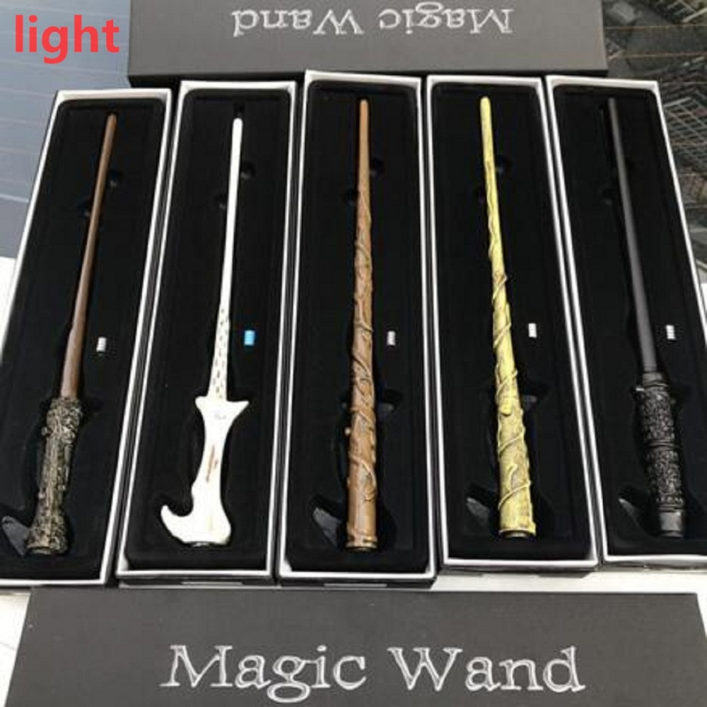 Wand Led 2018 Hot Sale Led Light James Potter Wand Magical Wand Harri