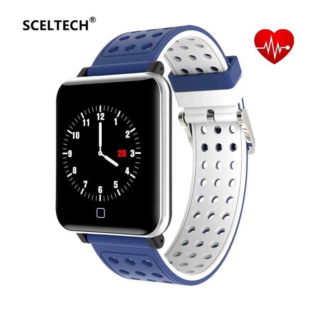 все цены на M19 Sports Smart Bracelet Wristband Heart Rate Monitor Blood Pressure Waterproof Fitness Tracker Band Watch for Android IOS онлайн