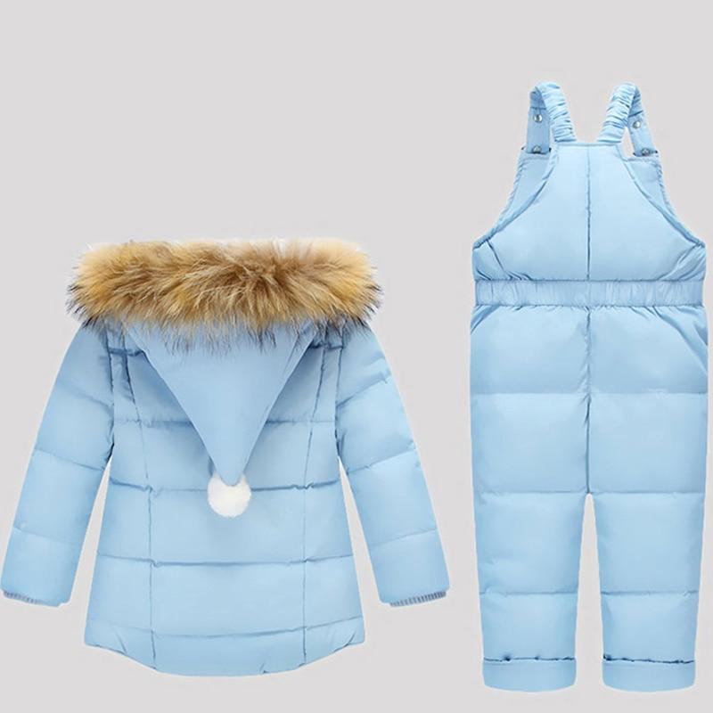 Russia-Winter-Children-Clothing-Sets-Jumpsuit-Snow-Jacketsbib-Pant-2pcs-Set-Baby-Boy-Girls-Duck-Down-Coats-Jacket-With-Fur-Hood-3