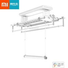 Xiaomi MR BOND Смарт вешалка машина с сушкой M1X Pro грузоподъемность 30 кг работать с Mijia приложение с проветриванием стержень для умного дома