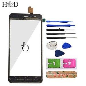 Image 3 - 5.5 Mobile pour JY S3 avant tactile verre pour JIAYU S3 écran tactile numériseur panneau lentille capteur pièces outils gratuit adhésif cadeau