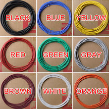 20AWG Flexible Silicone Wire Cable Soft High Temperature Tinned copper UL VW-1