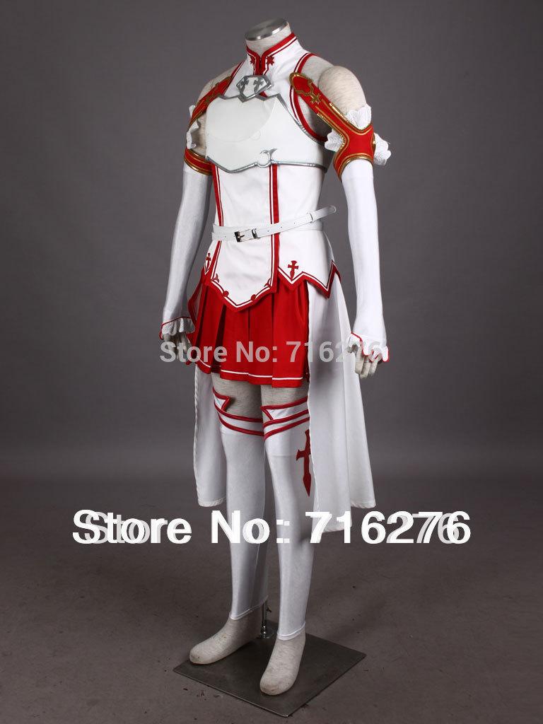 Sword Art Online Asuna Yuuki տիեզերանավի - Կարնավալային հագուստները - Լուսանկար 3