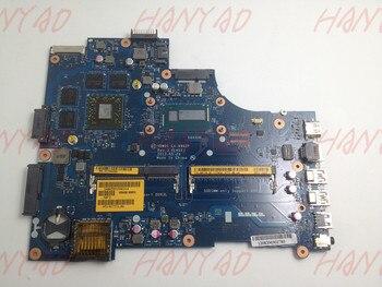 CN-0P28J8 0P28J8 P28J8 For Dell 15R 5537 3537 Laptop Motherboard VBW01 LA-9982P With SR16Z i7 cpu DDR3L MB 100% tested cn 03j7xx caz60 la e671p i7 8650 cpu mainboard for dell xps 13 9370 laptop motherboard 100