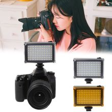Bright Shoot FT 112LED Video Light For Camera DV Camcorder Canon Nikon Minolta
