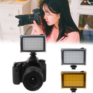 Image 1 - Bright Shoot FT 112LED Video Light For Camera DV Camcorder Canon Nikon Minolta