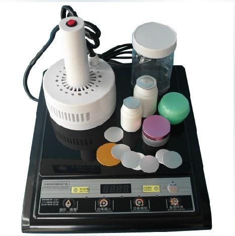 Hand-held electromagnetic induction sealing machine 500E for medical plastic bottle cap indution sealer machine 20mm-100mm 220V  цены