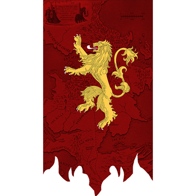 """Game of Thrones"" Banner Flag  5"