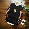 Новая мода мужской свитер человек мозг печати cooll потливость человек круто уличной одежды хорошего качества бесплатная доставка