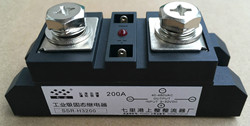 Industrial grade solid state relay H3200ZF H3200ZE H3200ZD 200A module