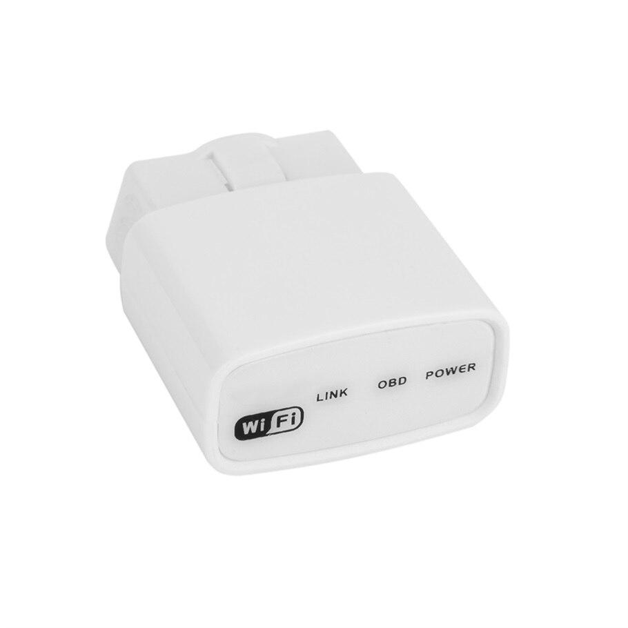 Prix pour Universal ELM327 WiFi OBD2 Car Auto Diagnostic Interface OBDII elm 327 Scanner outil d'analyse Pour iOS Windows PC B16