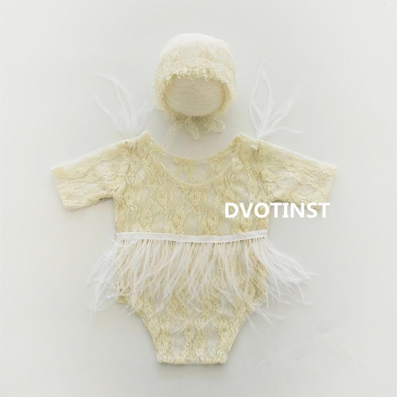 Dvotinst newborn fotografia adereços para o bebê