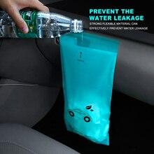 Портативные автомобильные мешки для хранения мусора на заднем сиденье автомобиля, сумки для хранения мусора, прочные автомобильные мусорные корзины для мусора