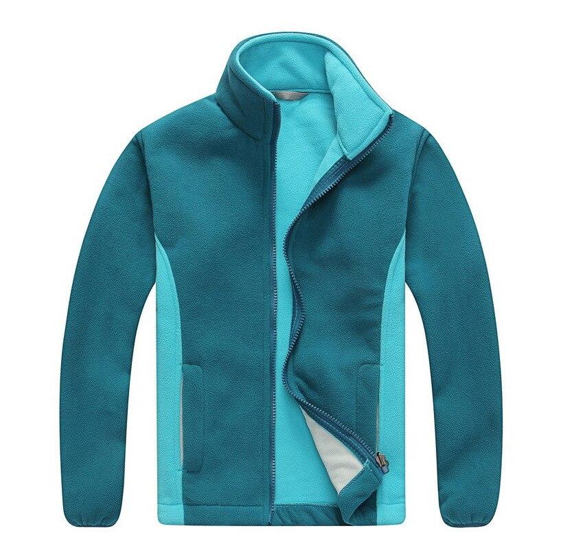 Kid Outdoor fleece jacket keep warm winter hiking children Polar ...
