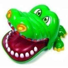 Крокодил Стоматологическая игра игрушка забавная игрушка в подарок для детская пластмассовая игрушка