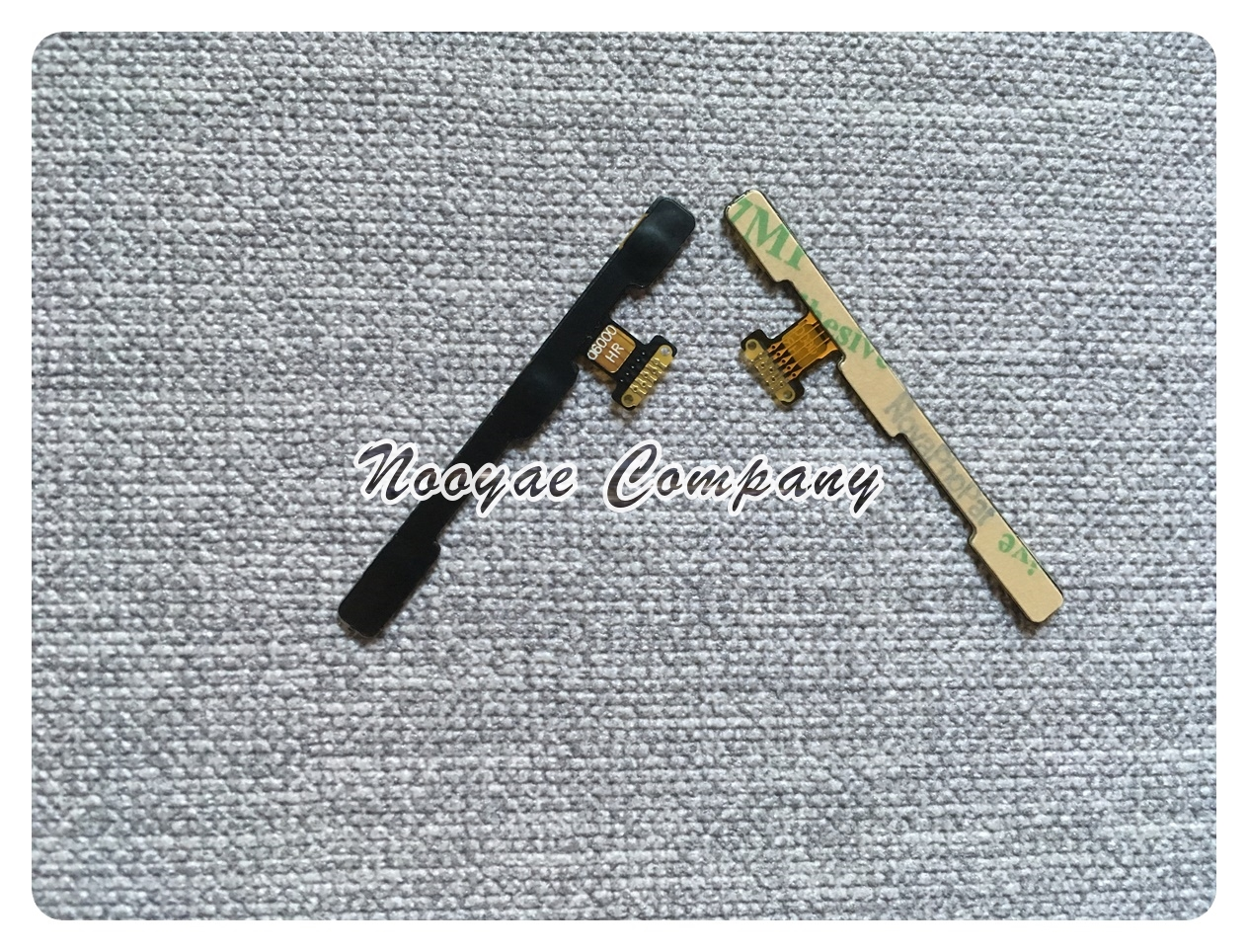 A6020 Switch On/off Volume Ribbon For Lenovo Vibe K5 A6020 / A6000 Power Button Flex Cable Replacement Parts + Track