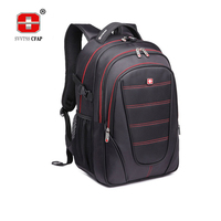 Brand 15 6 Inch Laptop Backpack Men Travel Bags 2017 Multifunction Backpack Male Waterproof Notebook Computer