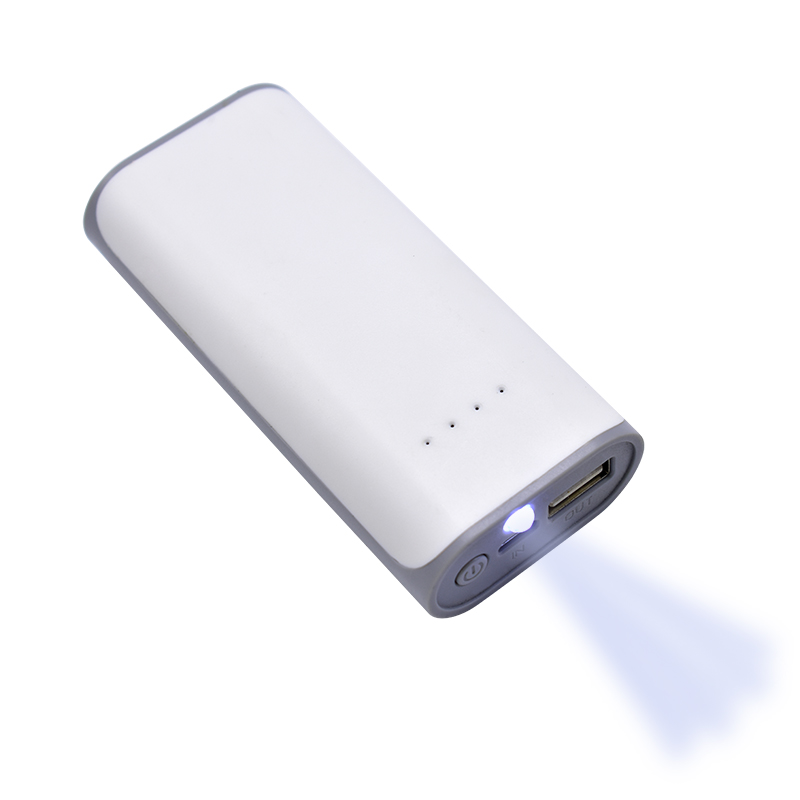 New Arrival Power Bank 6000 mAh Fast Charge Power Bank