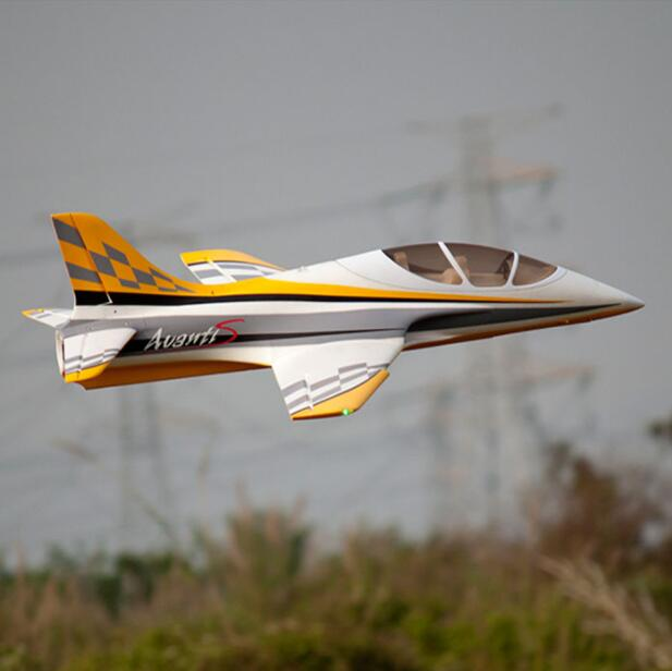 Freewing 새로운 epo rc 비행기 avanti s 80mm edf 제트 pnp-에서RC 비행기부터 완구 & 취미 의  그룹 1