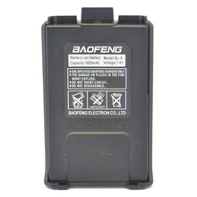 Original BAOFENG UV-5R 7.4V 1800 mah Li-ion Battery for dual band radio UV5R two way radio